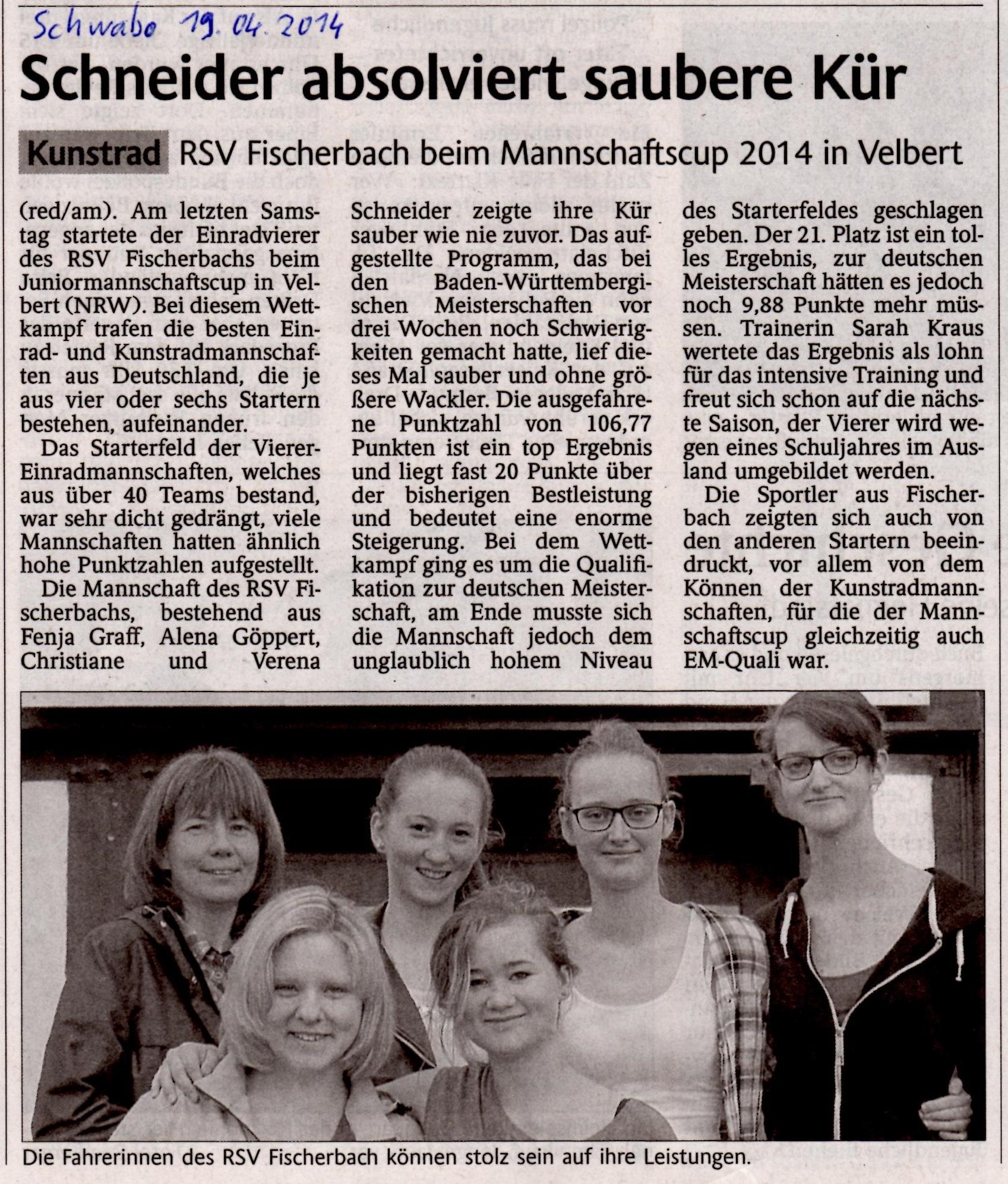 RSV_Vierer